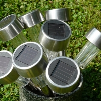 Solar Powered Lighting